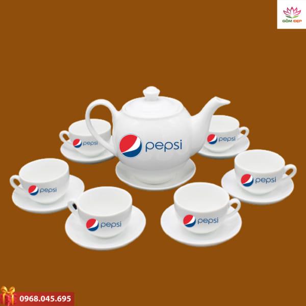Ấm trà quà tặng Pepsi