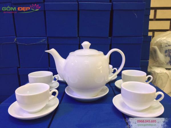 Bộ trà dáng Minh Long