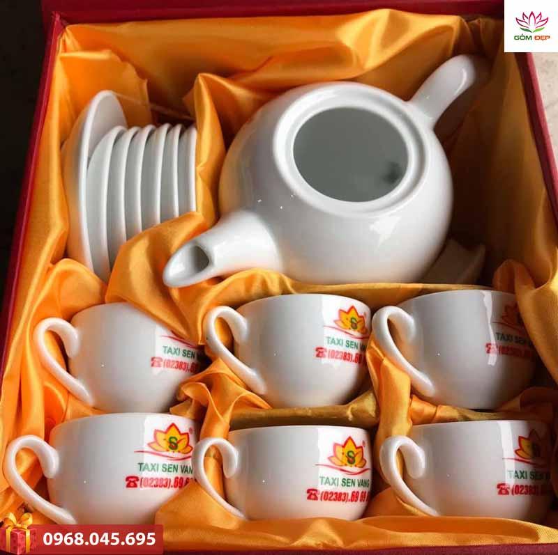 Bộ ấm chén uống trà giá rẻ